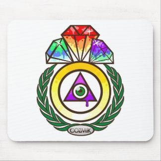 COZMIK Diamond Mouse Pad