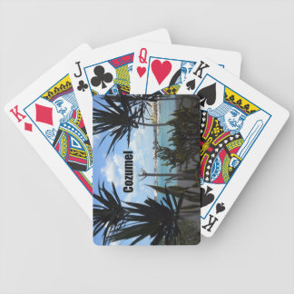 Cozumel! Bicycle Playing Cards