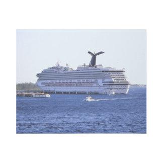 Cozumel Cruise Ship Visitor Gallery Wrap