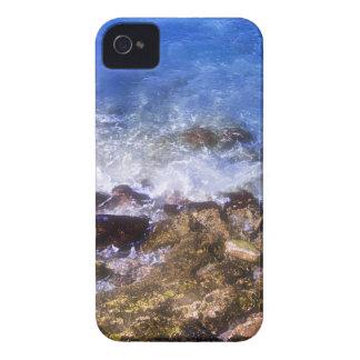 Cozumel Dock Rocks iPhone 4 Case