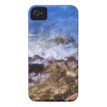 Cozumel Dock Rocks iPhone 4 Case-Mate Cases