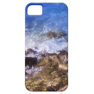 Cozumel Dock Rocks iPhone SE/5/5s Case