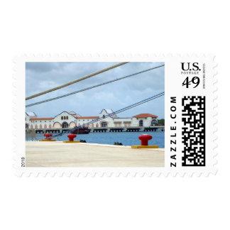 Cozumel Dockside Postage