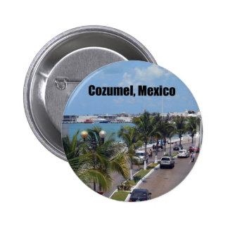 Cozumel, Mexico 2 Inch Round Button