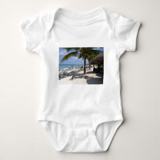 Cozumel, Mexico Baby Bodysuit