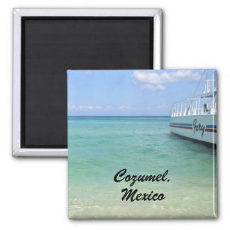 Cozumel, Mexico Magnet