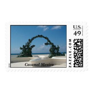 Cozumel Mexico Postage