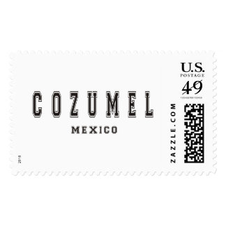 Cozumel Mexico Postage Stamp