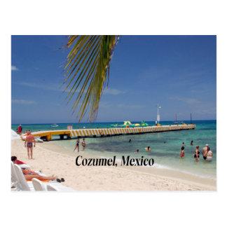 Cozumel Mexico Postcard