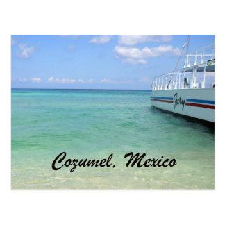 Cozumel, Mexico Postcards