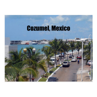 Cozumel, Mexico Post Card