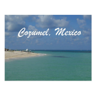 Cozumel, Mexico Post Cards