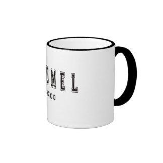 Cozumel Mexico Ringer Mug