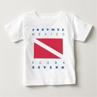 Cozumel Mexico Scuba Dive T-shirts