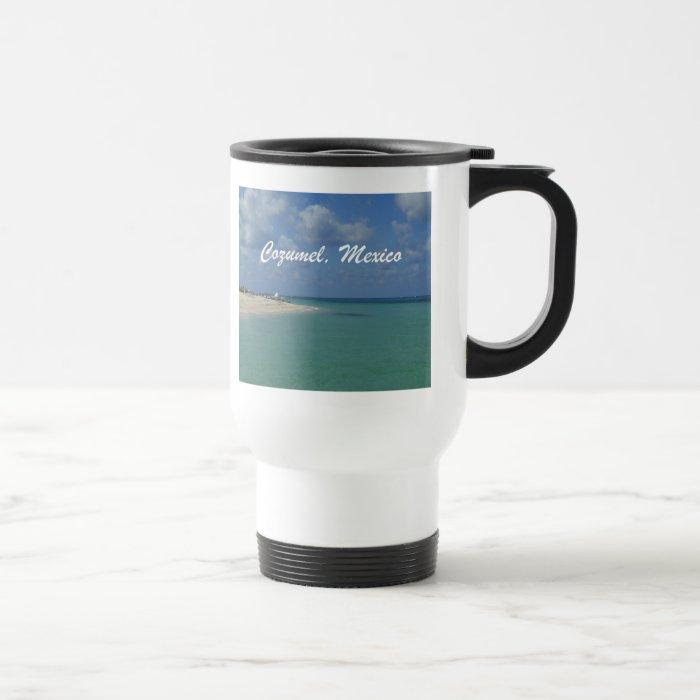 Cozumel, Mexico Travel Mug