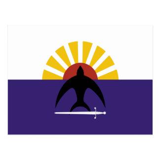 Cozumel, Quintana Roo, Mexico, Mexico flag Postcard