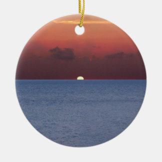 Cozumel Sailors Delight Ornament