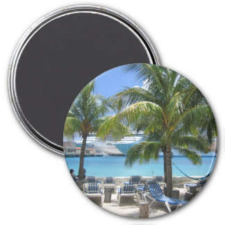 Cozumel Vacation View Magnet