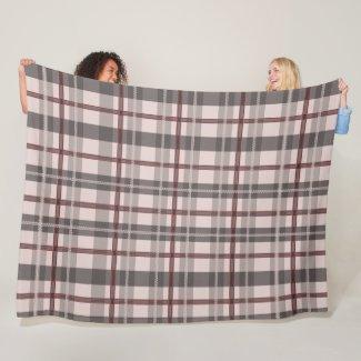 Cozy and Warm Fleece Blanket