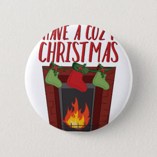 Cozy Christmas Button