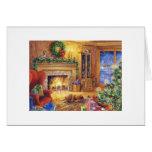 Cozy Christmas/Holiday card