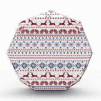 Cozy christmas pattern design award