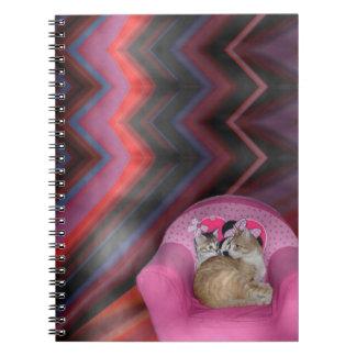 Cozy Comfort Zone Notebook