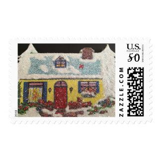 Cozy Cottage Postage