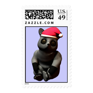 Cozy Cuddle Raccoon! Stamps