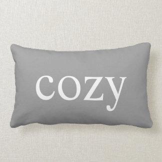 cozy decorative pillow