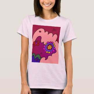 Cozy Flower T-Shirt