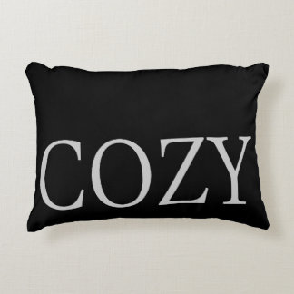COZY HOLIDAY ACCENT THROW PILLOW