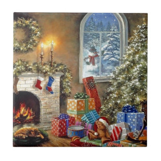 Cozy Holidays Tile