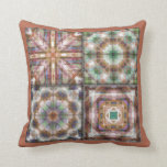 Cozy Home Quilt Pattern Pillow