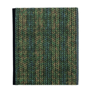 Cozy Knit Wool Cover iPad Case