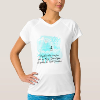Cozy Little Igloo & The Cold Shoulder T-Shirt