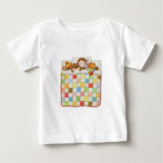Cozy Quilt Baby T-Shirt