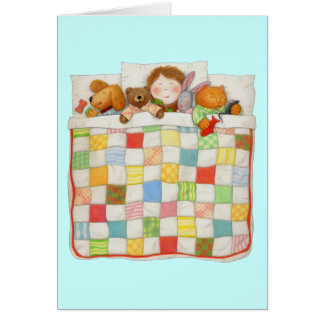 Cozy Quilt Card