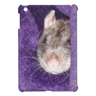 cozy rat iPad mini case