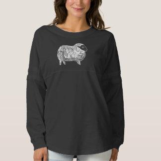 Cozy Sheep Women's Spirit Jersey Shirt