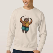 Cozy Sloth Sweatshirt