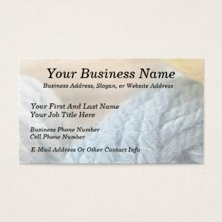 Cozy Yarn Business Card