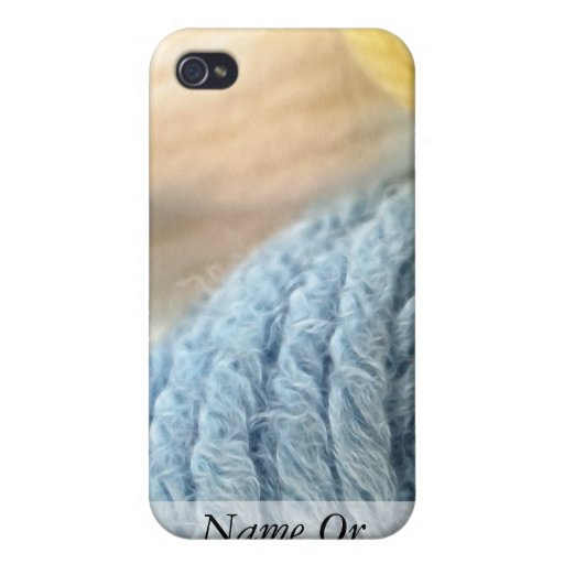 Cozy Yarn iPhone 4 Covers