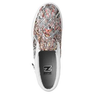 Cozy's Slip-On Sneakers