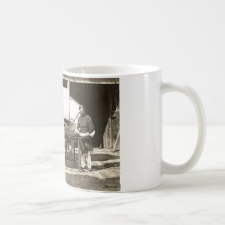 cp1563 Army Medical Wagon, Surgery in the Civil... Coffee Mug
