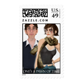 CP1 - OPoT: Will & Lucy Postage Stamp