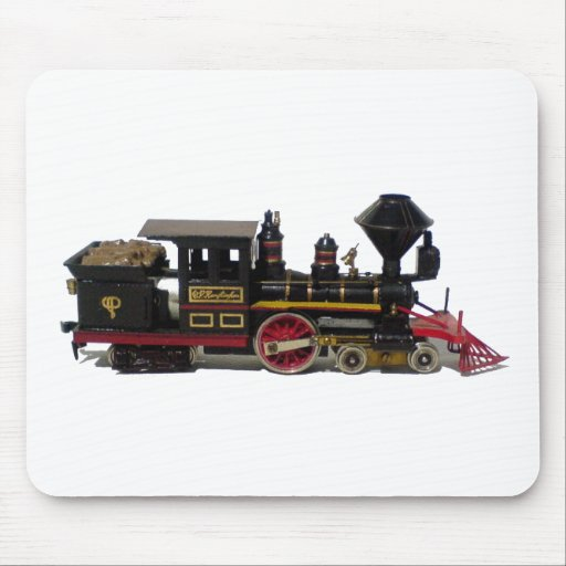 CP Huntington engine SP-1 Mouse Pad