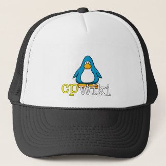 Cp Penguin Trucker Hat