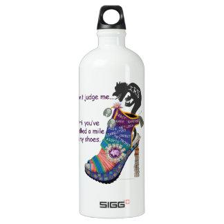 CPA / Accountant Don't Judge Me...Shoe SIGG Traveler 1.0L Water Bottle