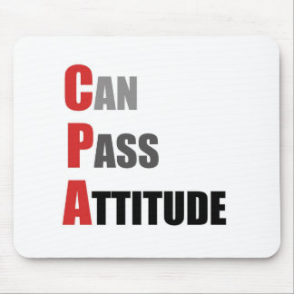 CPA: Can Pass Attitude Mouse Pad
